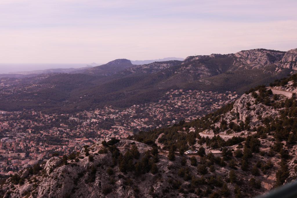 Le Mont Faron