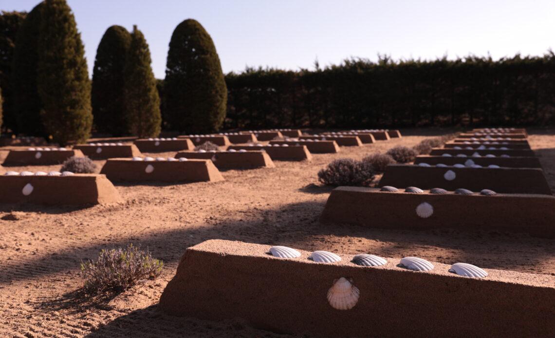 Les tombes de sable