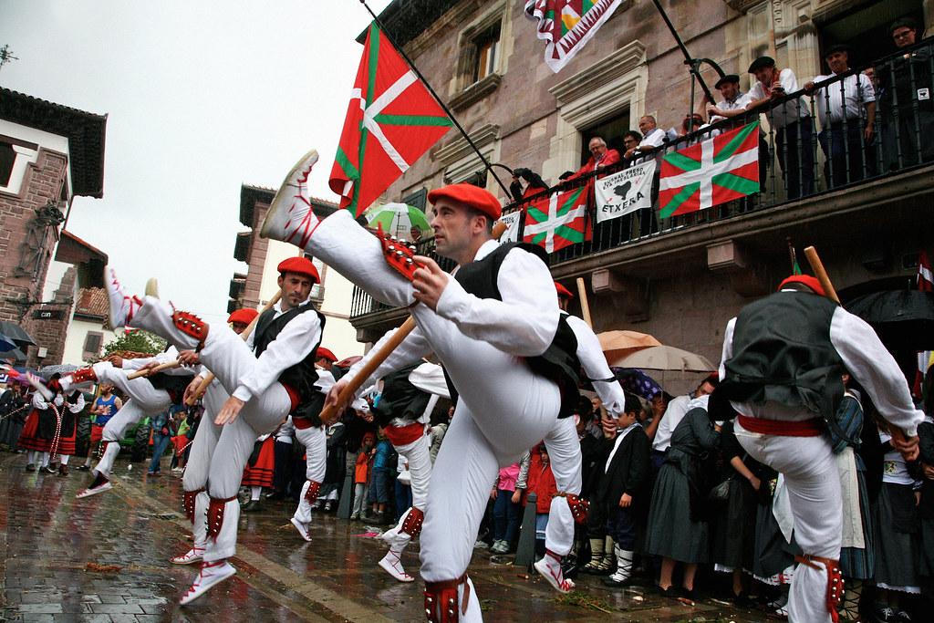 danses basque