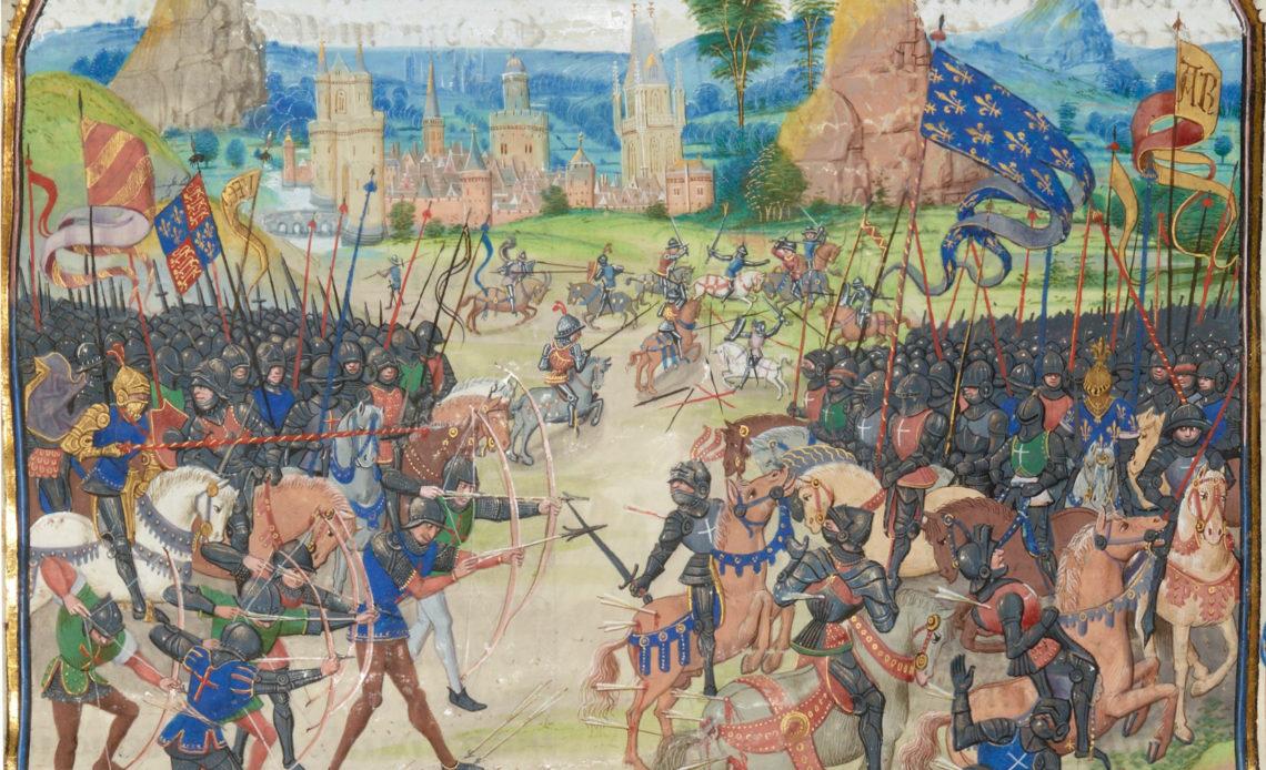 Bataille de Poitiers Guerre de Cent Ans