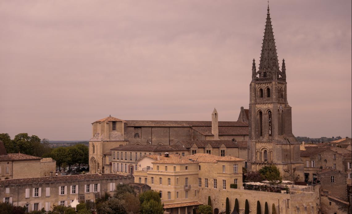 Eglise Monolithique Saint Emilion