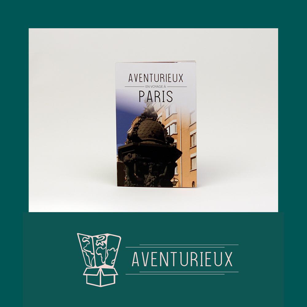 Aventurieux Guide ville Paris