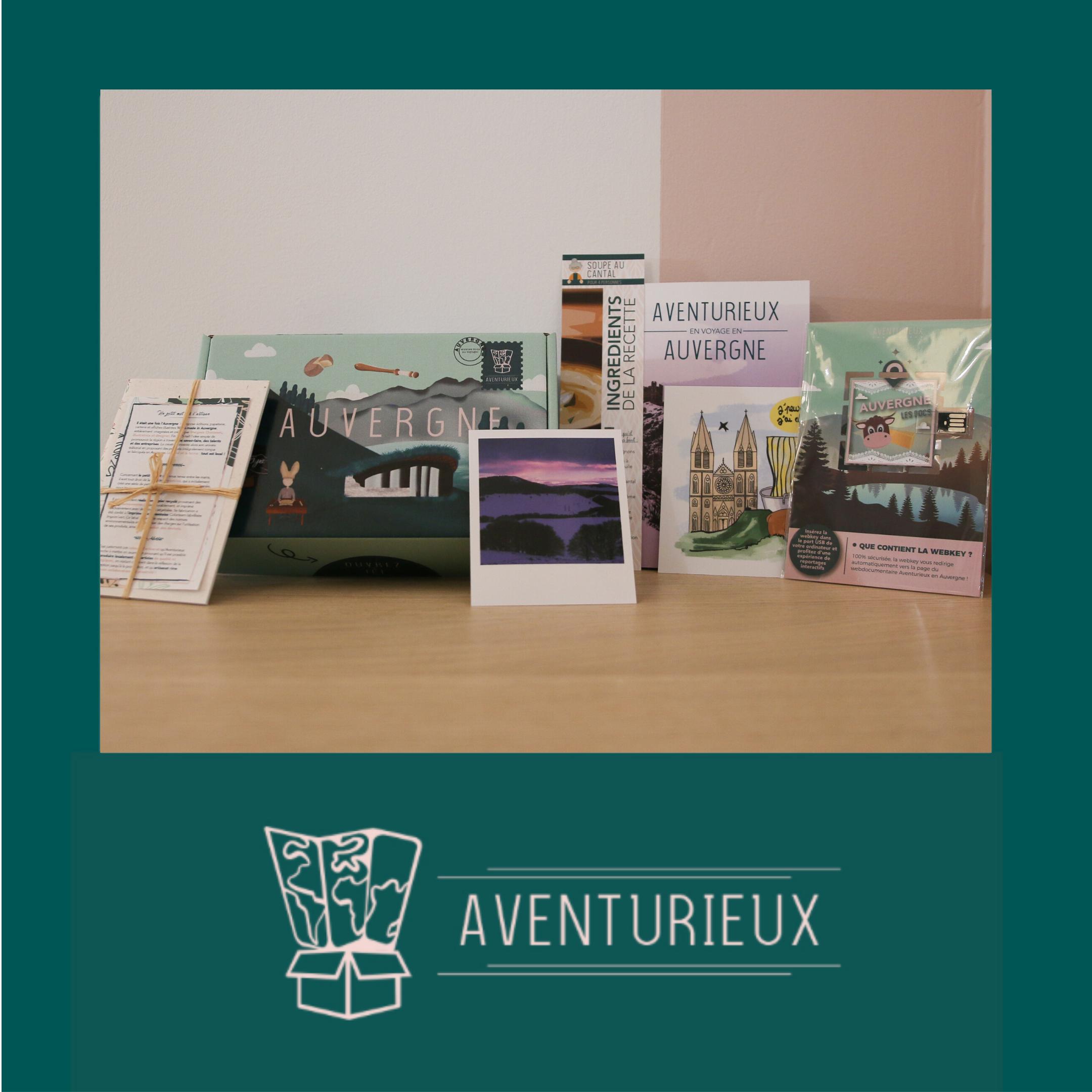 Box Auvergne