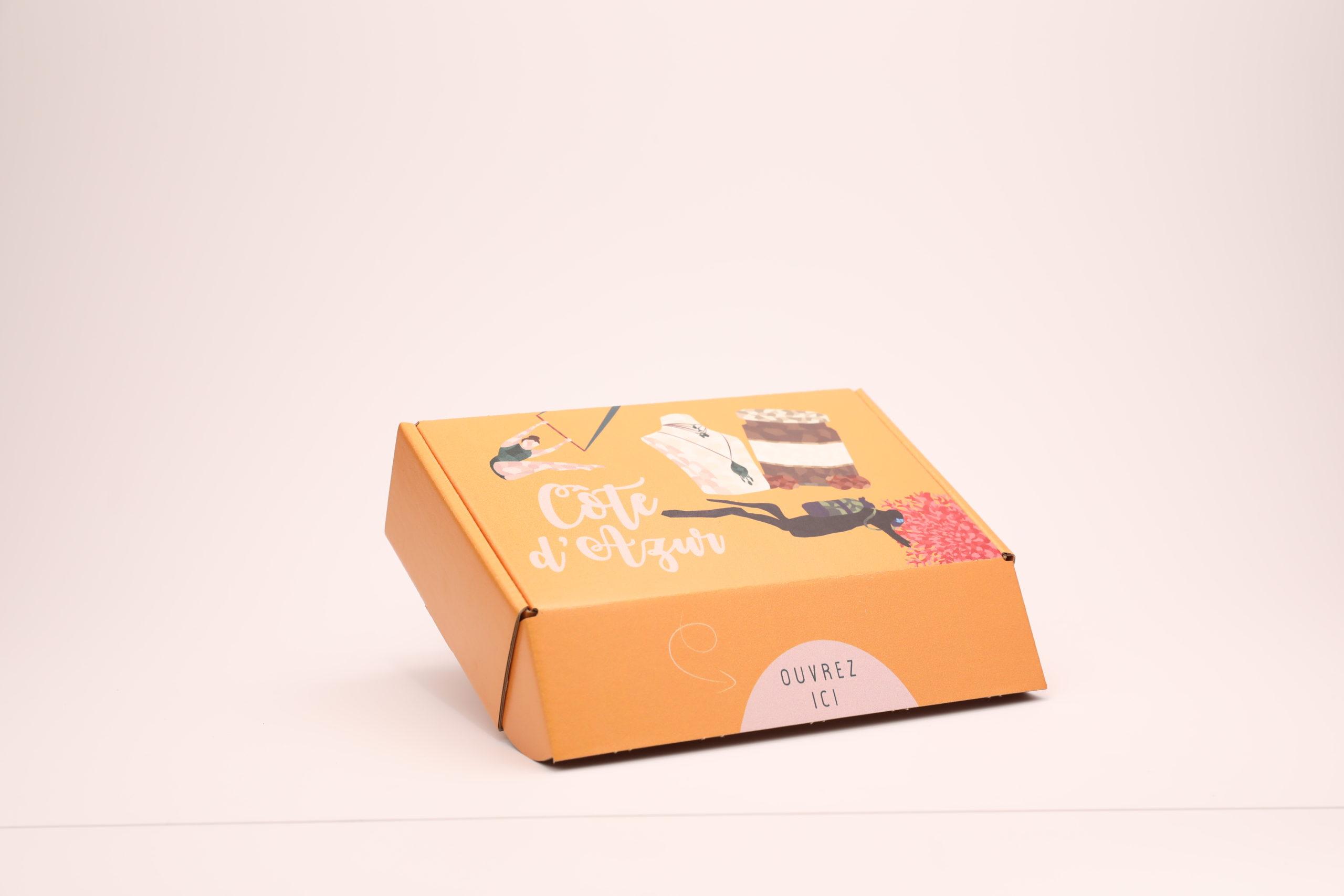 La box Aventurieux Côte d'Azur est désormais disponible !